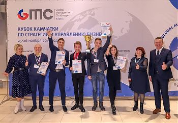 ДВФ ВАВТ - «Global Management Challenge»